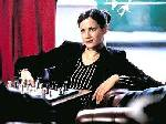 Bettina Zimmermann Thomas Roth chess schach ajedrez echecs